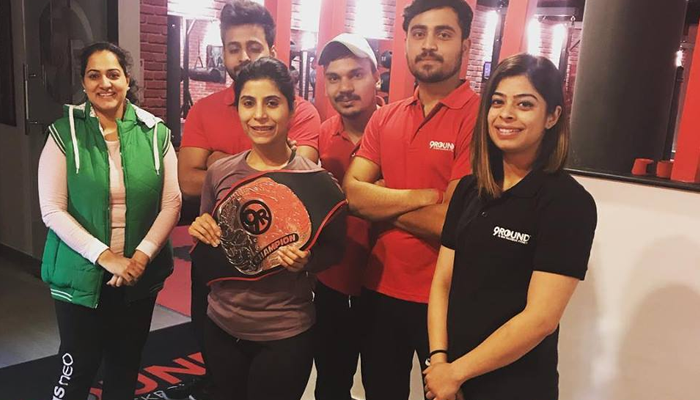 9Round Gym Chandigarh