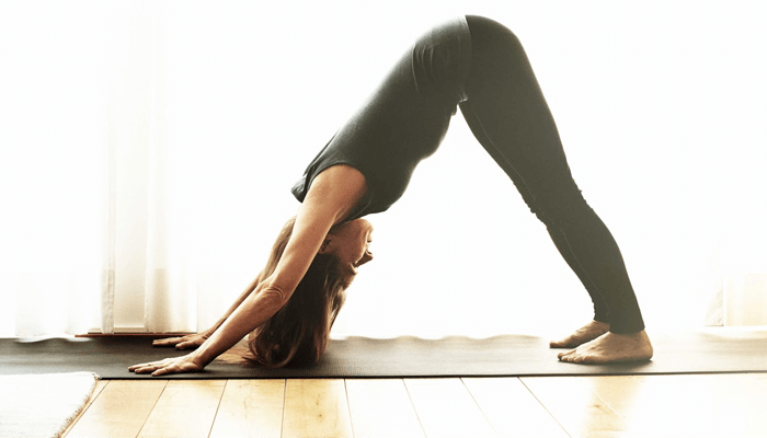 Adho Mukha Svanasana (Downward Facing Dog)