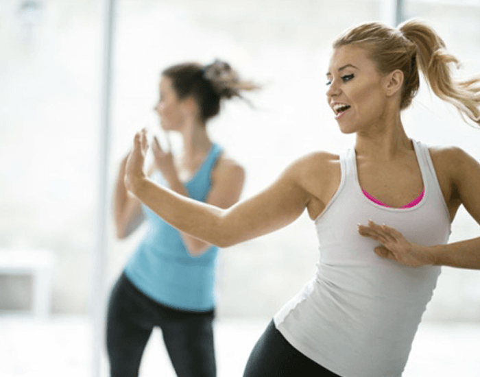 Aerobics will give you the mental benefits