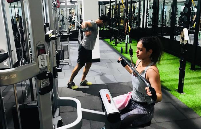 Athletique Fitness, Saket New Delhi gym