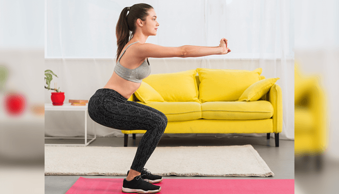 Bodyweight Exercises at Home