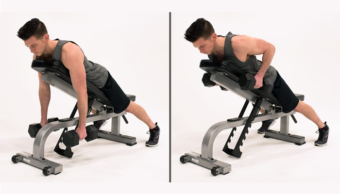 Chest Supported Row