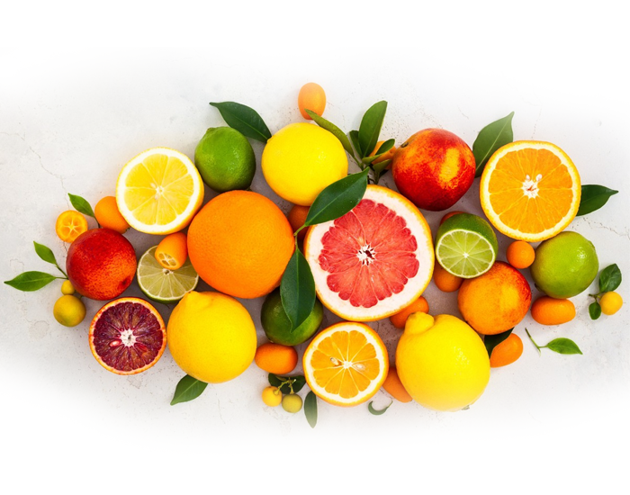 Citrus Fruits: