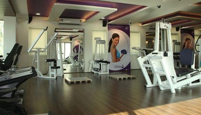 Contours Women's Fitness Studio, Velachery Chennai