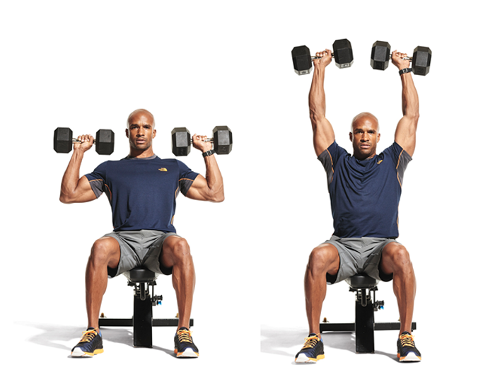 Dumbbell for Shoulders