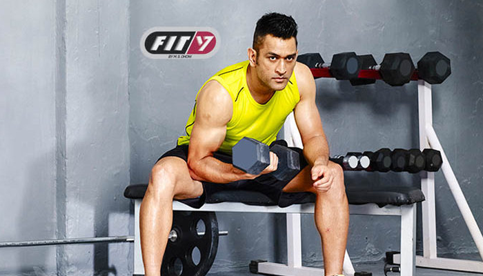 FIT 7 By M.S Dhoni