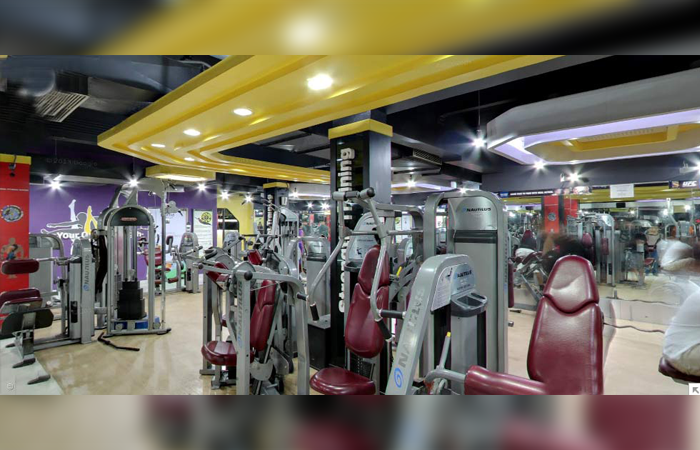 gold gym-east-of-kailash new delhi