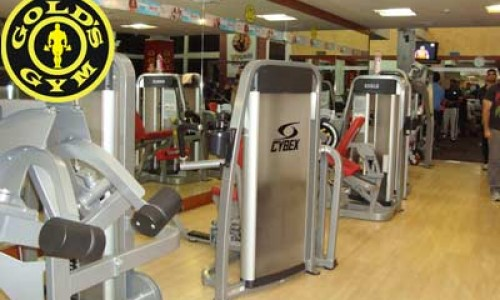 Gold's Gym, Sector 25, Rohini