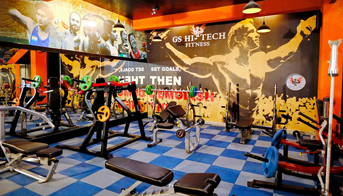 GS Hi-Tech Fitness Studio