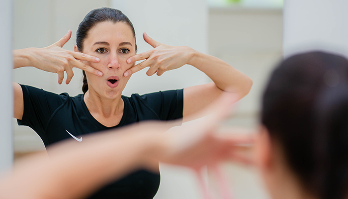 How does face yoga work?