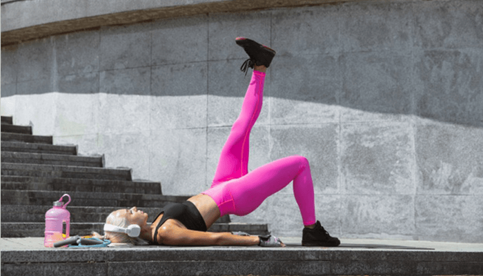 Lower Body + Cardio Burnout