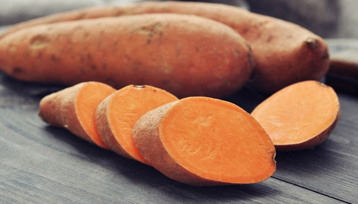 Sweet Potatoes Packed With Vitamin D