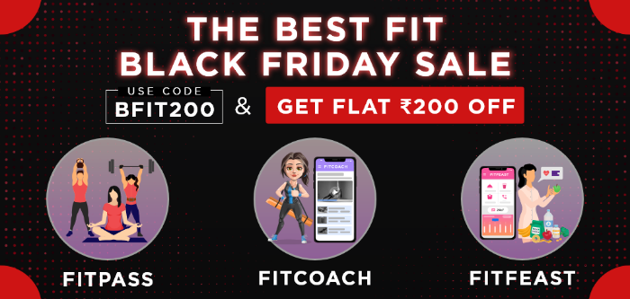 The Best Fit Black Friday Sale Find Your Fitness with FITPASS