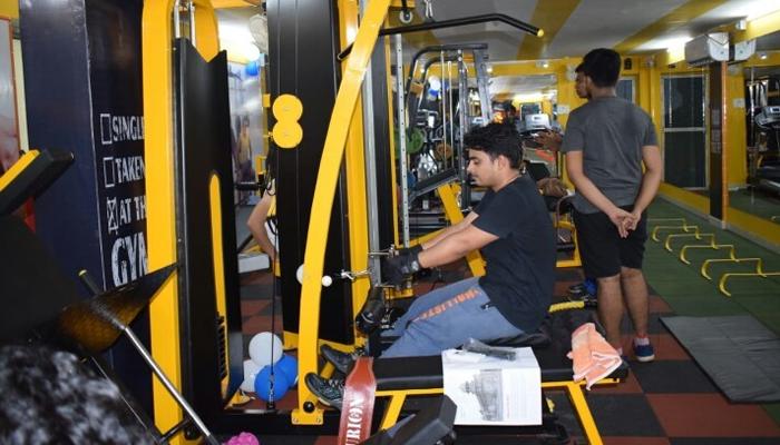 Spartan Fitness Hub, Dum Dum Park