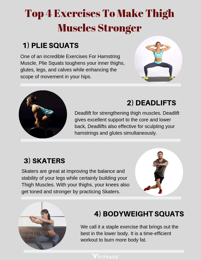4 Leg Workouts For Mass - Muscle-Building Leg Exercises - Killer Leg Workout