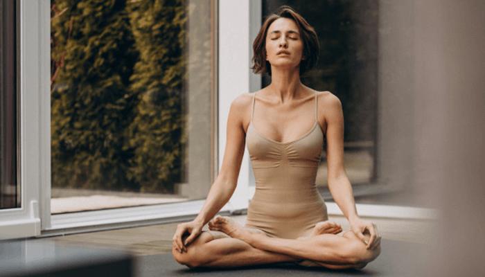 Household Stuff = Yoga Equipment