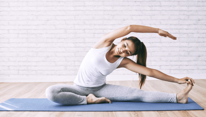 Yoga For Stress Relief & Mental Health