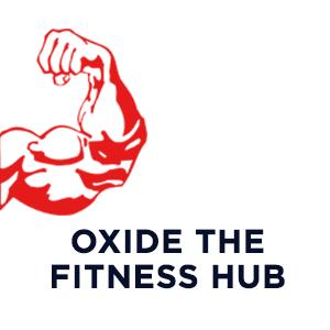 Oxide The Fitness Hub Madhu Vihar
