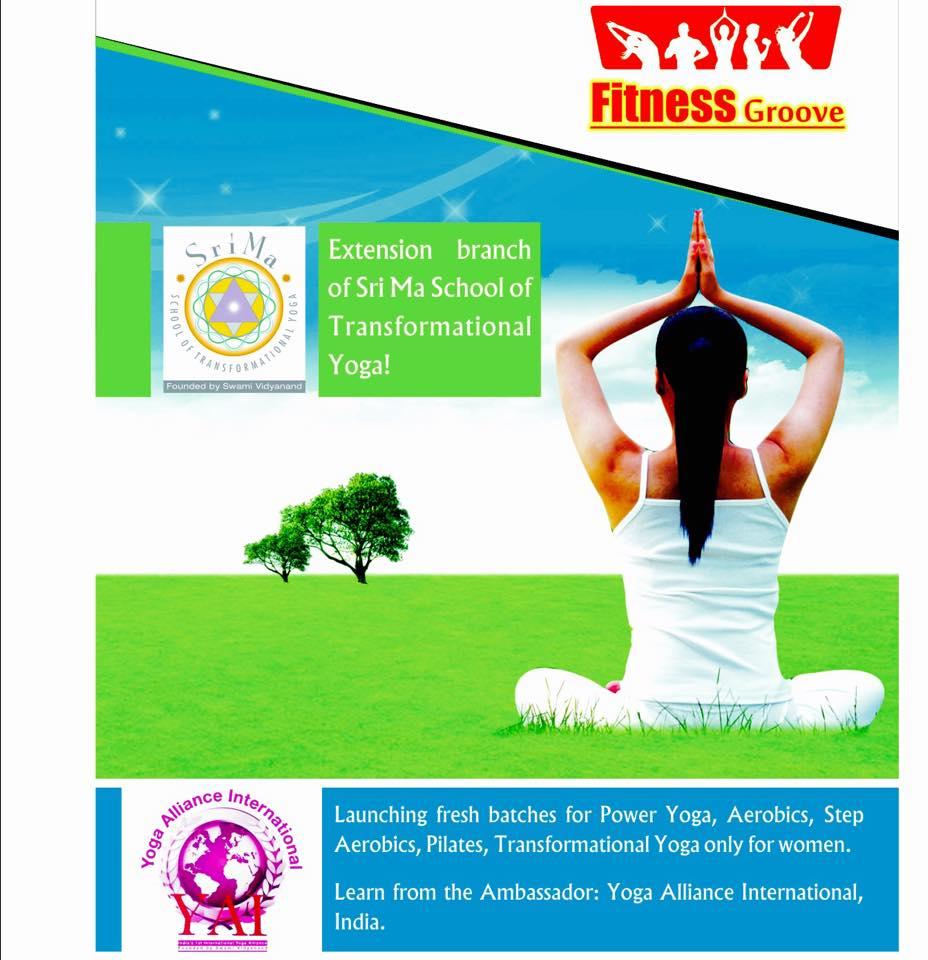 Fitness Groovee Pitampura