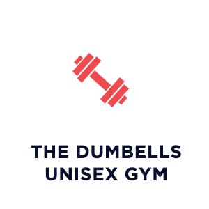 The Dumbells Unisex Gym Aya Nagar