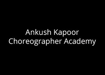 Ankush Kapoor Choreographer Academy Kavi Nagar Ghaziabad