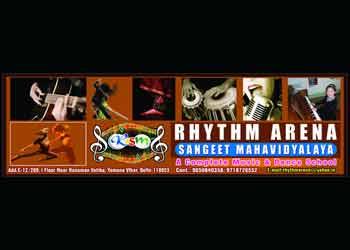 Rhythm Arena Sangeet Mahavidyalaya Yamuna Vihar