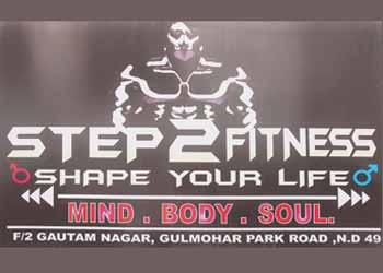 Step 2 Fitness Gautam Nagar