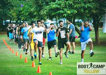 Bootcamp Yellow Nirvana Country Gurgaon