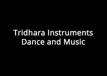 Tridhara Instruments Dance and Music Shivalik