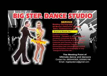 Big Step Dance Sector 93 Noida