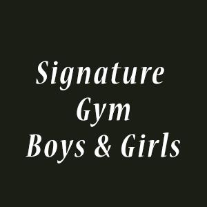 Signature Gym Ajronda