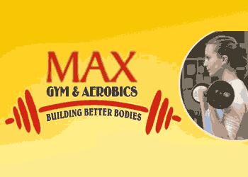 Max Fitness Studio Sector 12 Dwarka