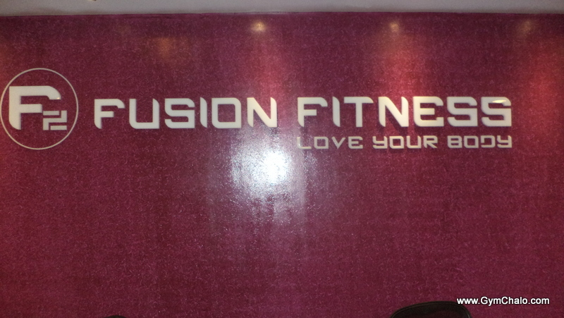 Fusion Fitness BTM Layout Second Stage