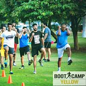 Bootcamp Yellow Nirvana Country Gurgaon