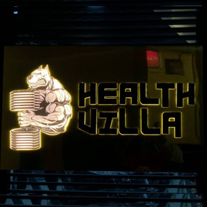 Health Villa Gym Sector 8 Noida