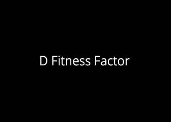 D Fitness Factor Mahavir Enclave Dwarka